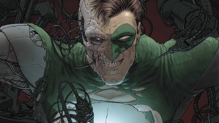 VISTAZO The Green Lantern, de Grant Morrison y Liam Sharp